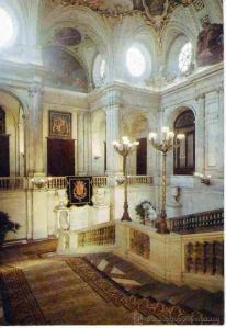 Escalera Principal Palacio Real