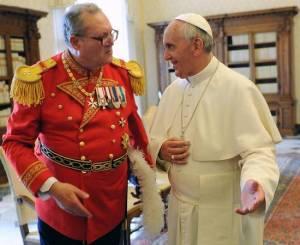 Gran Maestre Orden de Malta