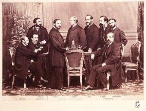 Gobierno_Provisional_1869_(J.Laurent)