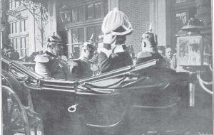 Príncipes Extranjeros_Llegadas_Alberto_Prusia