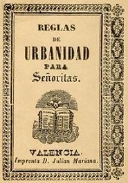 Portada_Reglas_Urbanidad_Señoritas
