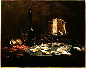 Claude+Joseph+Bail-Still+Life+With+Seafood-S