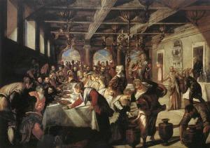 Comida_Tintoretto