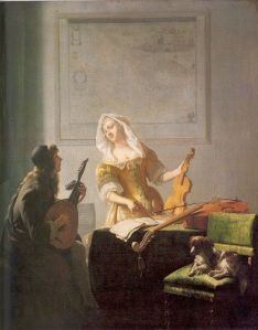 Jacob_Ochterveldt_The Music Lesson
