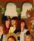 Maestro de los Balbases. Santo Tomás en la India. 1495 Detalle Alacena Plata