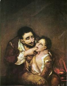 el-lazarillo-de-tormes-1819 Goya