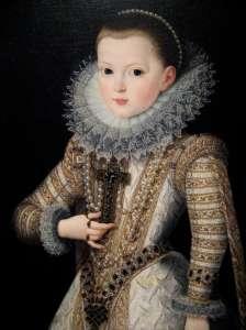 Infanta Ana de Austria_Juan Pantoja