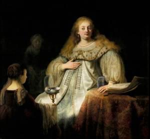 Rembrandt_Judith