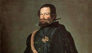 Conde-Duque-de-Olivares-vist-per-Velázquez