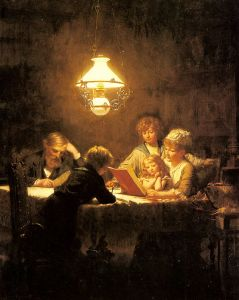 Ekvall_Knut_The_Reading_Lesson