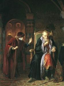 carl-wenig-ivan-el-terrible-y-su-niniera-pintores-y-pinturas-juan-carlos-boveri