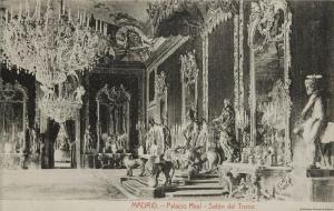 Palacio Real_Salón del Trono