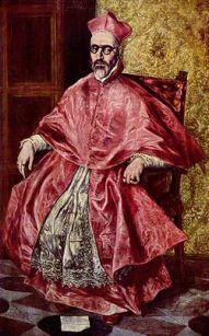 El Greco_Cardenal_Niño de Guevara