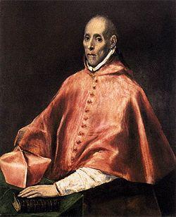 El Greco_Cardenal_Tavera