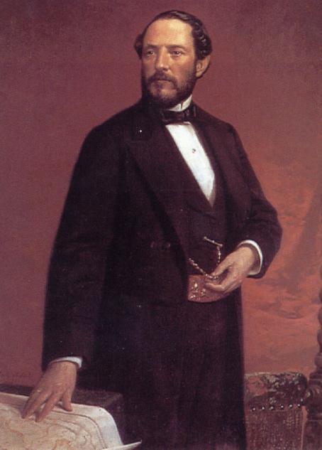 Retrato del General Prim_Luis de Madrazo
