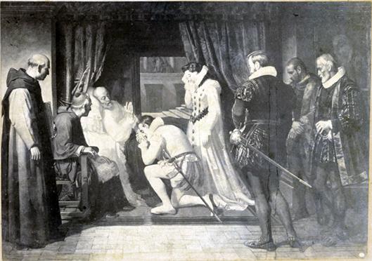 Muerte Felipe II Blogs UA