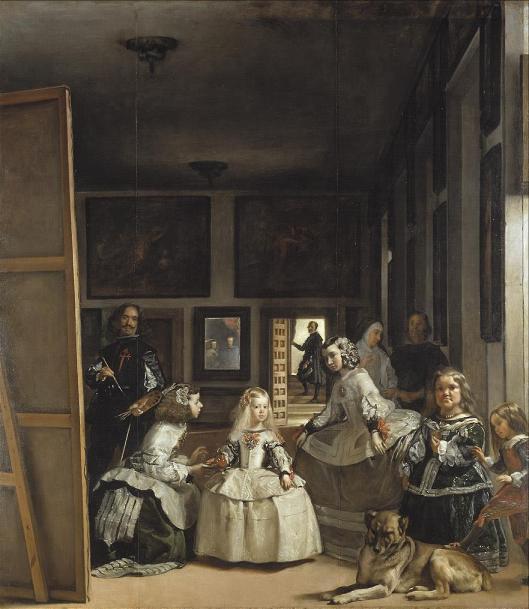 las meninas Museo del Prado