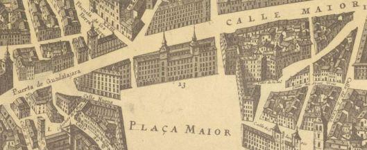 plaza-mayor_puerta-guadalajara_plano-texeira