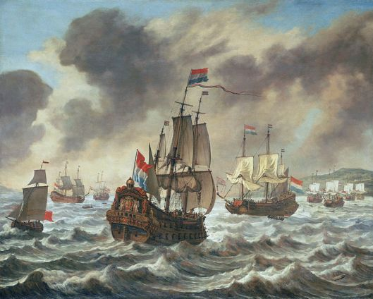747px-reinier_nooms_-_before_the_battle_of_the_downs_-_c-1639