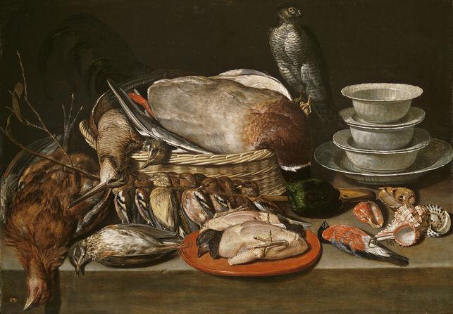 bodegon-gavilan-aves-porcelana-conchas_ediima20161028_0015_5