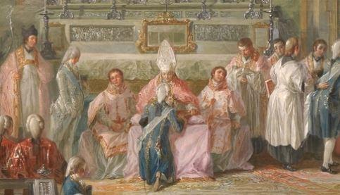 protocolo ceremonia altar