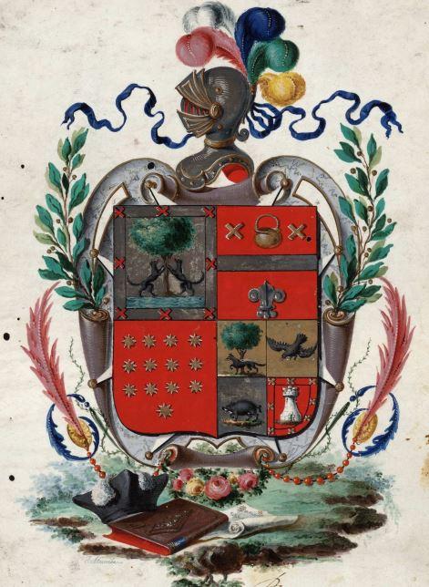 escudo heráldica protocolo