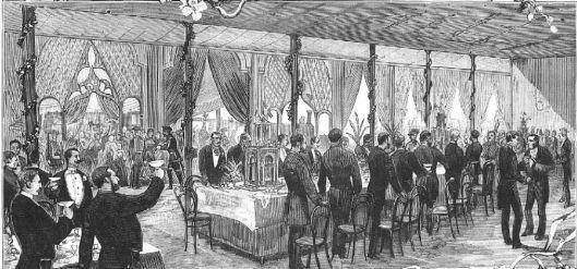 banquete protocolo
