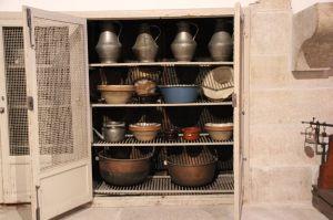 protocolo real cocina